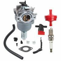 Carburetor Set For 2010 Troy Bilt Pony & Briggs & Stratton 17.5 hp single piston