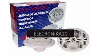 ALTAVOZ EXTERIOR MARINO 6X9 NAUTICOS 180W 2 VIAS COAXIAL HUMEDAD SPEAKER