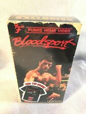 Funko Home Video: Bloodsport Collectible T-Shirt