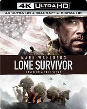 Lone Survivor 4K Ultra HD Blu-ray New Open Box