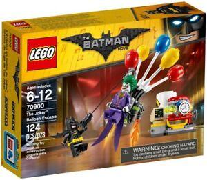 Lego The Batman Movie The Joker Balloon Escape 70900 Building Kit 124 Pcs