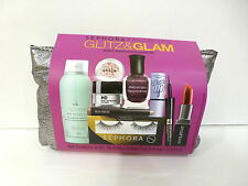 Sephora Favorites Glitz & Glam Party Essentials Sampler Holiday Gift Set Limited