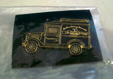 Dept 56 Village Express Shetland Van Collect Pin On Time Delivery Department 56