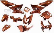 accessoire de déguisement Kit 12 parties carénage orange yamaha aerox mbk nitro