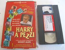 HARRY A PEZZI Deconstructing Harry (1997) VHS ORIGINALE 1ª EDIZIONE CECCHI GORI