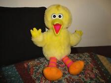 Tyco Jim Henson Sesame Street TALKING BIG BIRD PLAYTIME 1996 14 inches