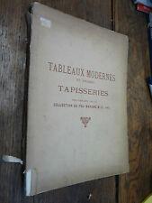 Tableaux Modernes et anciens Tapisseries de Ferrare