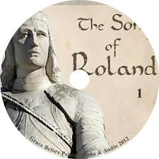 The Song of Roland, Classic Poems Audiobook on Battles on 1 MP3 CD
