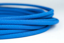 10 meters Shakmods Round Dark Blue 4 mm High Density Braided Expandable Sleeving