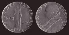 VATICANO - PIO XII - 100 LIRE 1955 q.SPL