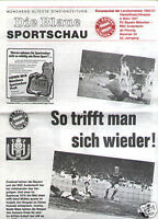 EC I 86/87 FC Bayern München - RSC Anderlecht (Blaue)