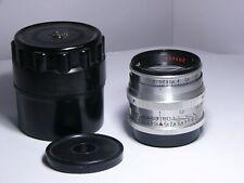"Jupiter-3 Early SK ""Zorky"" 1.5/50mm #504846 lens M39-mount Russian Zeiss Sonnar"