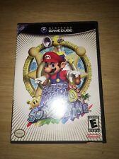 Super Mario Sunshine with Case (Nintendo GameCube, 2002)
