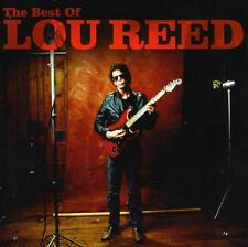LOU REED - The Best Of - CD - NEU/OVP