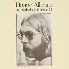 Allman Duane - Anthology Vol 2 (NEW CD)