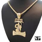 Hip Hop HYPNOTIZE MIND pendant & 18