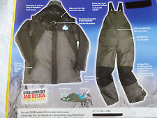 Angleranzug,Ice-Behr ,M, 3XL, 4XL,2 teiler,thermal 2 pcsuit,Thermo,