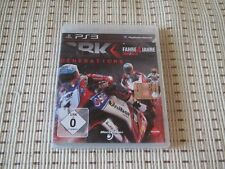 Sbk Generations pour playstation 3 ps3 ps 3 * OVP *