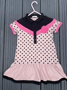 Girls Designer MONCLER Dress Age 4