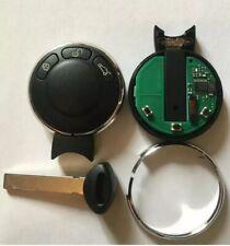 Mini Repair Kit di riparazione per chiave auto alloggiamento con 2 tasti batteria vergine per Mini Cooper R50 R53