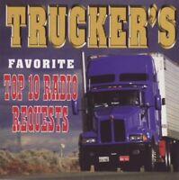Various - Trucker's favorite top 10 radio requests - CD -