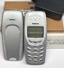 ORIGINAL NOKIA 3410 NHM-2NX HANDY RETRO MOBILE PHONE WAP SWAP SILVER NEU NEW BOX