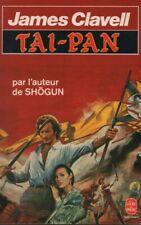 TAI - PAN // James CLAVELL // HONG KONG // Intrigues