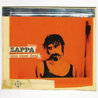 FRANK ZAPPA - ONE SHOT DEAL   CD NEU
