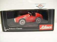 "Schuco Grand Prix Racer ferrari"" #6"", red, replica, embalaje original"