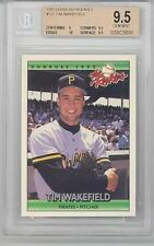 "1992 Donruss ""The Rookies"" Tim Wakefield (Rookie Card) (#121) BGS9.5 BGS"
