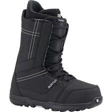 Burton Snowboard Boots Men's Invader Black Size 7