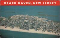 Postcard Beach Haven NJ 1964