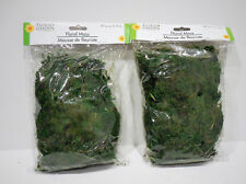 2 Pk. Floral Moss (67 Cu. In.) by Garden Moss - NEW!
