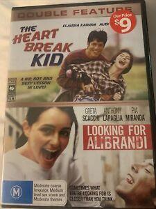 The Heartbreak Kid + Looking For Alibrandi (2 Disc DVD) Region 4