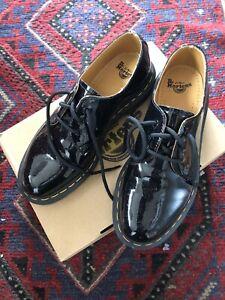 Doc Martens Patent womens shoes size UK 5