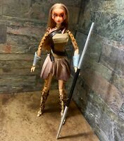 Thundercats CHEETARA 1/6 scale Custom OOAK Action Figure Volks Momoko Barbie