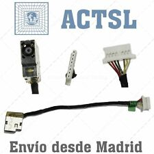 Conector DC Power Jack para HP 256 G4 Series (With Cable:13Cm) 799736-F57