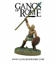 Gangs of Rome Fighter Quartus War Banner Footsore Miniatures WBGOR004