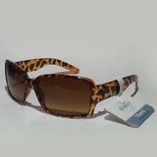 Studio Tortoise Brown Women Sunglasses Rectangular