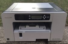 Ricoh Aficio 3110 SG-3110DN SG Sublimazione Stampante. ha bisogno di inchiostro!