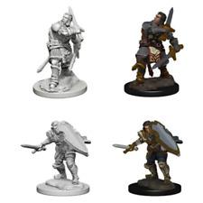 D&D Nolzurs Marvelous Unpainted Miniatures Human Male Paladin