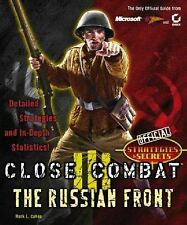 Close Combat 3 : Russian Front Official Strategies by Mark Cohen