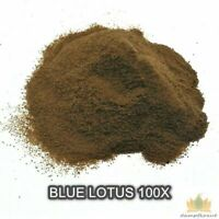 100X BLUE LOTUS 5 grams premium extract powder (Nymphaea caerulea) VERY RELAXING