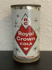 Royal Crown Cola Flat Top Soda Can