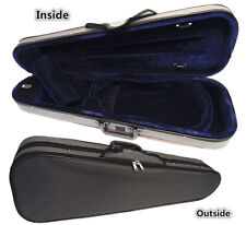 New Style 4/4 Triangle Shape Violin Case (VC300BU) + Free one set string