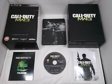 CALL OF DUTY Modern Warfare 3 COD MW3 PS3 DLX Hardened Ed COMPLETE PlayStation 3