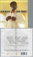 CD--ALOE BLACC--GOOD THINGS