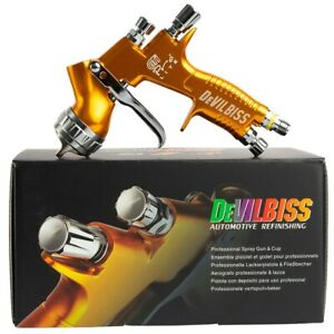 Devilbiss Spray Gu 2019 Neue Farbspritzpistole Gti Pro LITE TE20 1,3 mm 600 ml