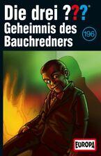 Die Drei Fragezeichen ??? Folge 196 Geheimnis Des Bauchredners MC NEU & OVP