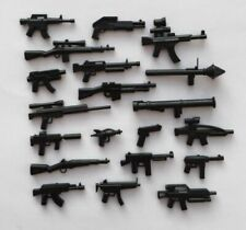 Compatible with Lego Minifigures Custom Weapons Sprue